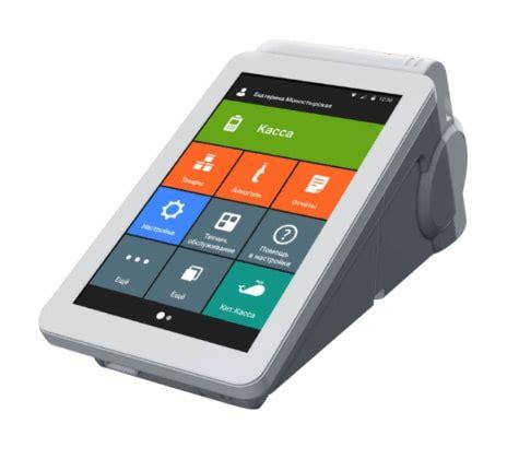 Кассовые аппараты с терминалом для карт - купить ККМ с